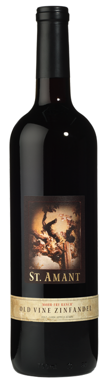 2015 Mohr-Fry Ranch Old Vine Zinfandel